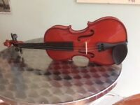 Stentor 3/4 student violin - sadly not a Stradivarius!