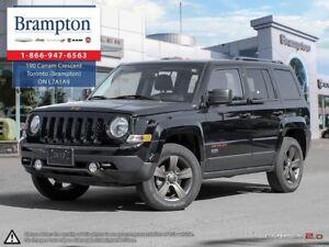 2017 Jeep Patriot SPORT 4X4 | EX CHRYSLER COMPANY DEMO | 6.5 IN