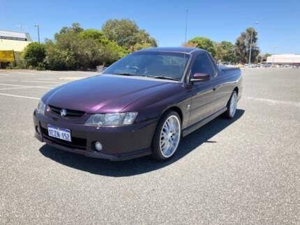2003 Holden Commodore Ute VY SS 5.7l RWD Manual Upgrades