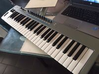Novation Xio Synth 49 USB MIDI Controller, and Audio Interface.