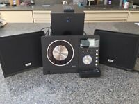 TEAC Micro Hi-Fi System TD X250i MP3/Ipod Dock/CD/Radio