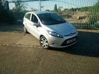 Ford Fiesta 1.25 Style 5dr with serives history