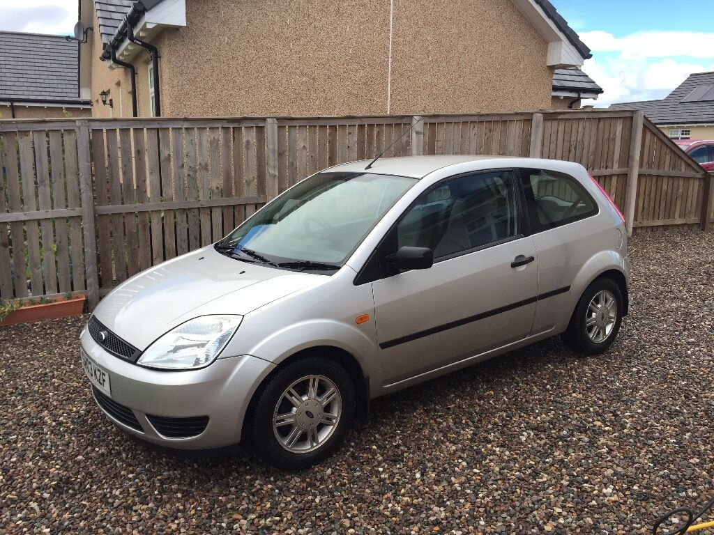 ford fiesta finesse 2003 95k in forfar angus gumtree. Black Bedroom Furniture Sets. Home Design Ideas