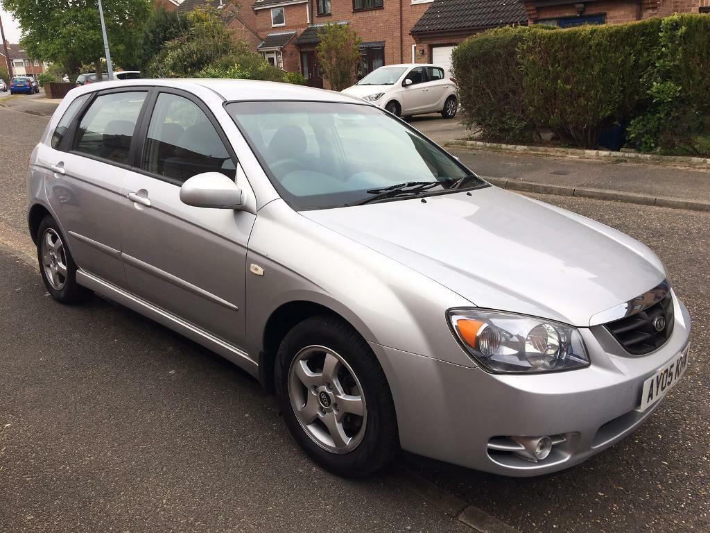 2005 kia cerato 1 6 lx only 76 000 miles in ipswich suffolk gumtree. Black Bedroom Furniture Sets. Home Design Ideas