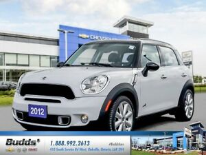 2012 Mini Cooper S Countryman SAFETY AND RECONDITIONED