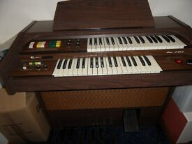 Jen Allergo A125 Electric Organ