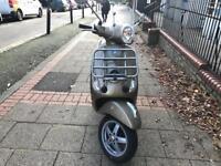 POAGGIO VESPA LX 50 cc touring 2011 excellent runner hpi clear!!
