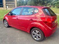 Kia, VENGA, Hatchback, 2015, Manual, 1396 (cc), 5 doors