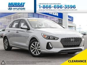 2018 Hyundai Elantra GT GL with Heated Seats, Heated Steering Wh
