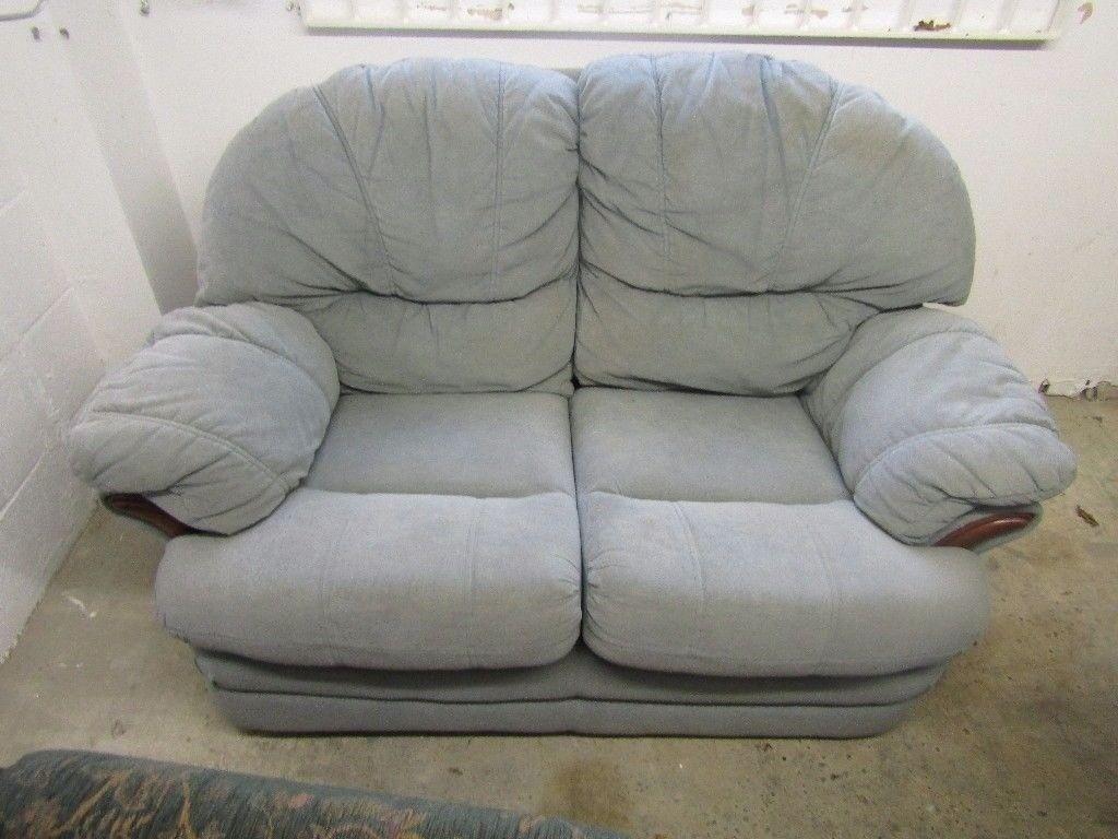2 seat sofa (really comfy)