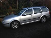 VW Golf Estate 1.6S Automatic