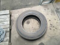 4 tyres from Mitsubishi l200