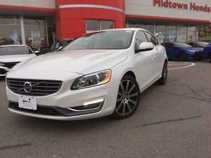 2014 Volvo S60 T6*Only 8,00kms*Memory Seat*Sunroof