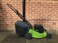 Performance Petrol Lawnmower