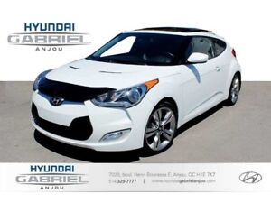 2013 Hyundai Veloster TECH PACK TOIT OUVRANT PANORAMIQUE - GPS