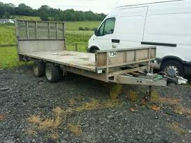 I for Williams trailer lm 465 3500kgs