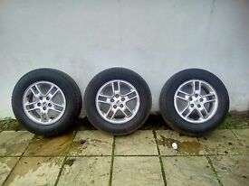 land rover discovery 3 alloy wheels