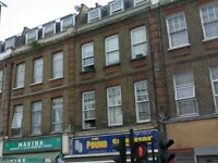 1 Double Bedroom Flat to rent on Harrow Road close to Westbourne Park Tube station