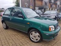 Nissan Micra 1.4 S Hatchback CVT(Automatic) 3dr, Only1 Keeper, Full Service History