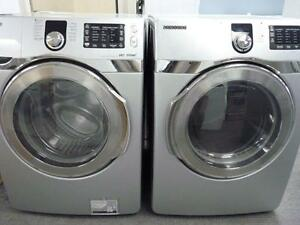 SAMSUNG  Laveuses Sécheuses Forntales Frontload Washers Dryers