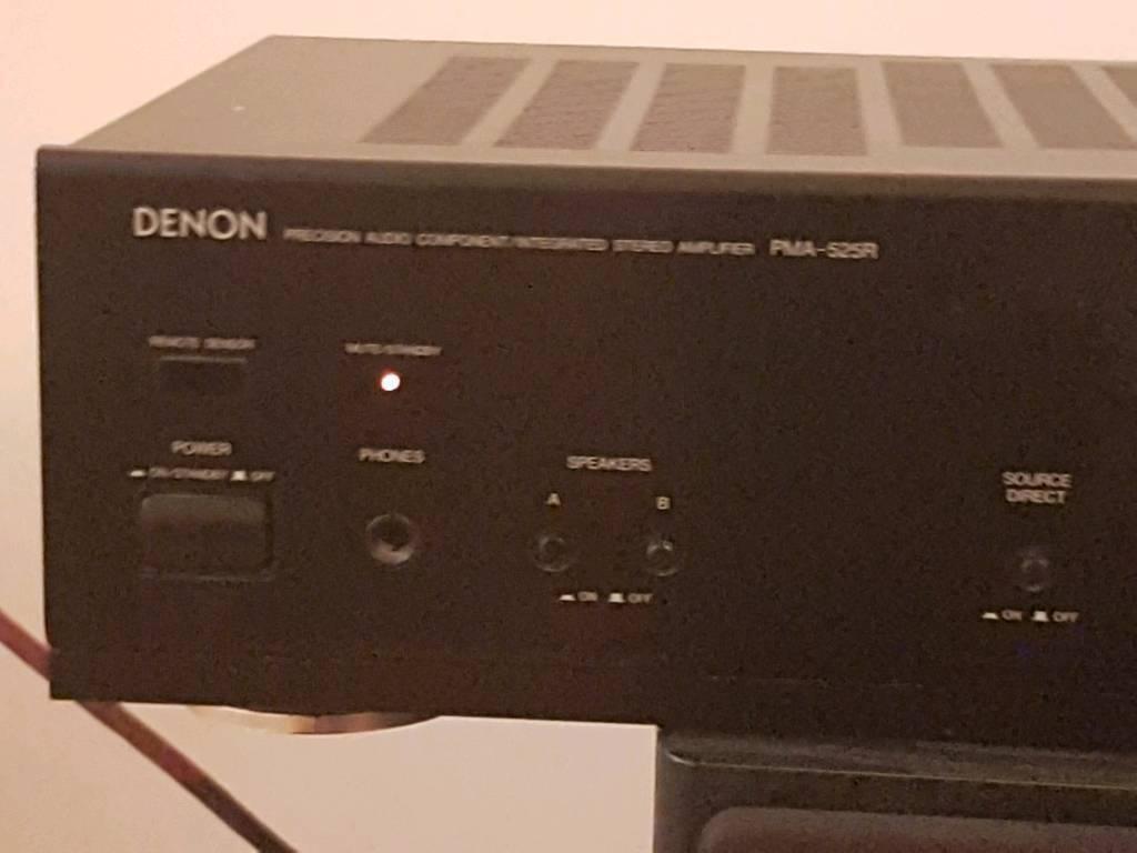 Denon PMA-525R