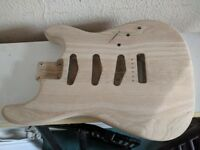 Stratocaster Body (Swamp Ash)