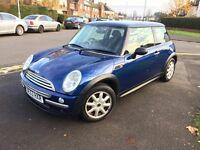 53/2003 MINI Hatch 1.4 One D 3dr Blue