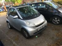 Smart car convirtable needs attention