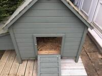 Well Built Chicken House