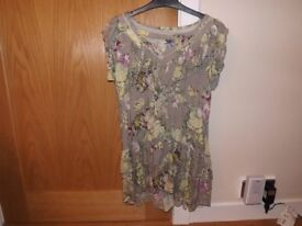 Next Tunic Top Size 12