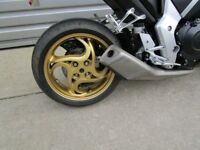 Honda CB1000RA - Only 4400 Miles!