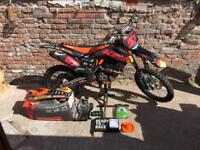 Ktm sxf 2015 250cc absolute mint condition