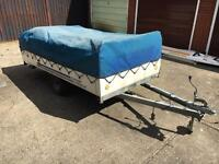 Tent trailer 4 berth. in Rayleigh Essex