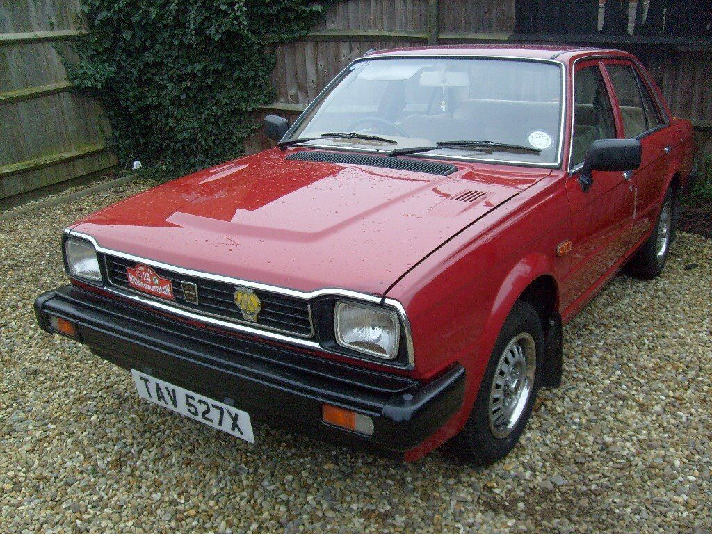 Triumph Acclaim HL In Skegness Lincolnshire Gumtree