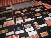 Fine Stamp Collection incl Mint QVC sets from Hong Kong, Monaco, Comoro Islands and Finland.