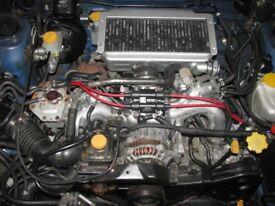 Impreza WRX Turbo 2000 Engine 93-98 EJ20