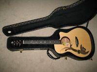 Luna Phoenix Artist Electro-acoustic guitar