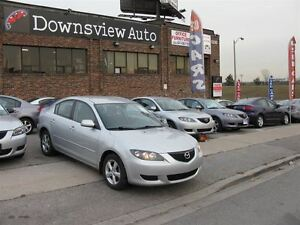 2005 Mazda MAZDA3 AUTO!!! FULLY LOADED!!! ALLOYS!!!
