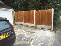All aspects of fencing and gates fitted by qualified and insured tradesmen at competitive prices.