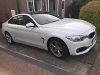 BMW 420i SE manual coupe