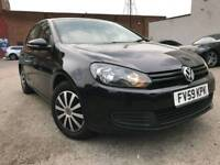 Vw golf 1.6tdi new clutch and flywheel £30Year tax full service history