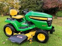 "John Deere X540 Ride on Mower - 48"" Deck - power steering - Lawnmower - Kubota/Countax/Husqvarna"
