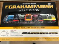 N Gauge Grahamfarish by Bachman Train Set /Model railway
