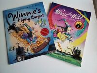 Winnie the Witch Collection and Winnie's Flying Carpet