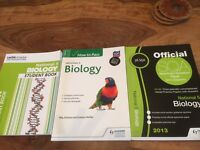 National 5 Biology study books