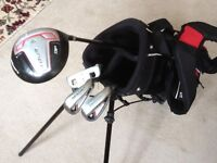 Dunlop Junior Tour Golf Clubs Right Handed 6-8 years Used