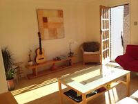 Chiswick: Spacious and bright double room in a cosy flat with garden