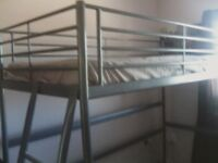 Step up single bed with ladder included, great condition, great buy!