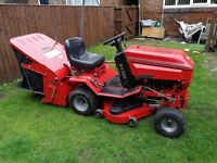 Westwood s1300 ride on lawnmower tractor