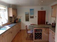Complete Magnet limed oak kitchen & dishwashe, hob etc.